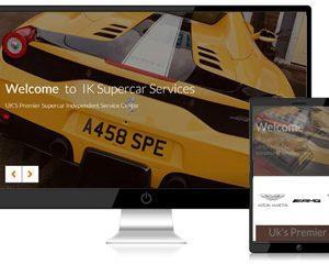 IK Supercar Services