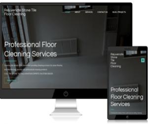 Rejuvenate Stone Tile Floor Cleaning